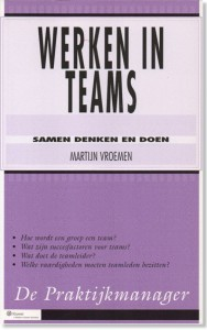 Martijn Vroemen Werken in Teams Cover
